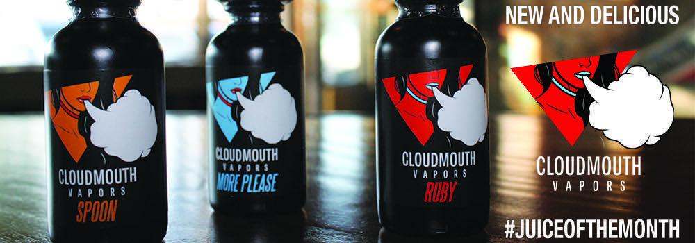 Cloudmouth Vapors E-Juice and E-Liquid