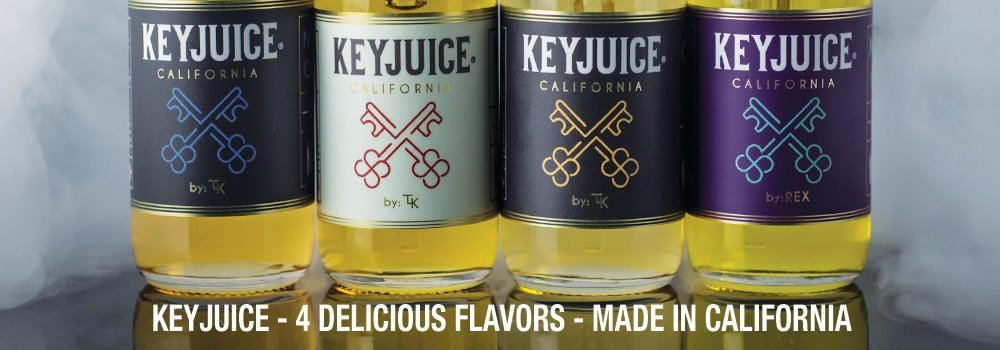Key Juice Labs E-Liquid